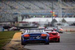 #46 Fall-Line Motorsports Audi R8 LMS: Charles Putnam, Charles Espenlaub, James Walker, Oliver Jarvis