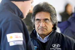 Michel Nandan, 现代车队领队