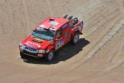 #398 Nissan: Yves Tartarin, Stéphane Duple