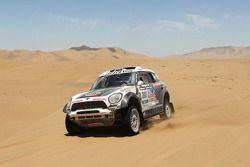 #301 Mini: Nasser Al-Attiyah, Lucas Cruz