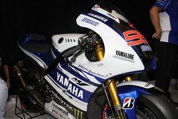 Yamaha de Jorge Lorenzo