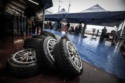 Información de neumáticos