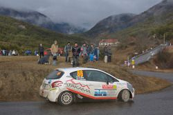 Marco Blanc et Roberto Mometti, Peugeot 208