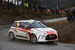 Sébastien Chardonnet e Thibault De la Haye, Citroën DS3