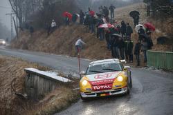 Marc Duez y Steve Vyncke, Porsche 996