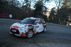 Quentin Gilbert y Renaud Jamoul, Citroën DS3 R3