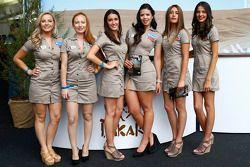 Güzel Dakar kızları