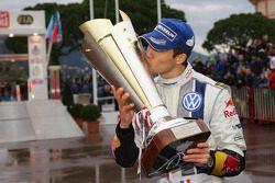 Ganador Sébastien Ogier