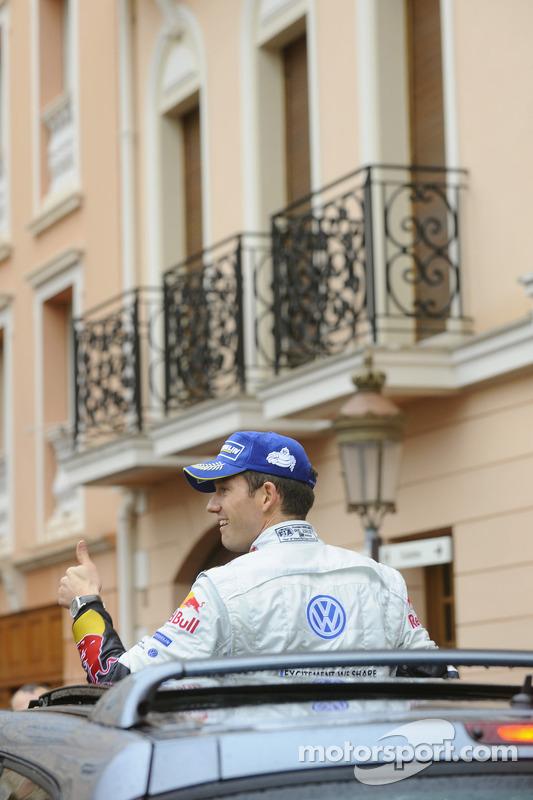 Vencedor Sébastien Ogier