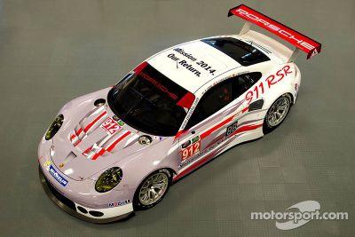 La Porsche 911 GT America
