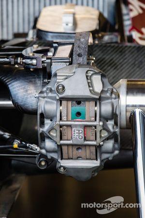 #07 SpeedSource Mazda Mazda technical : Détail technique