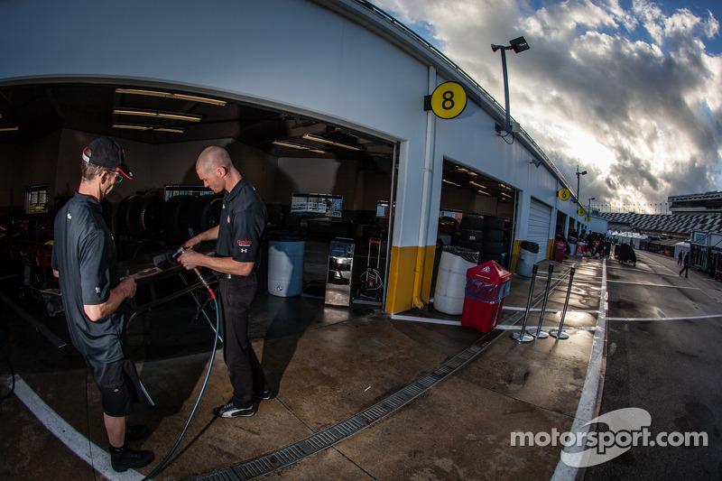 Garage ambiente