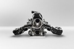 2014 Renault Energy F1 V6 engine