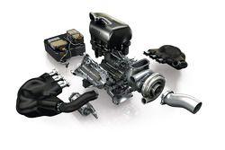 Moteur Renault Energy F1 V6 2014