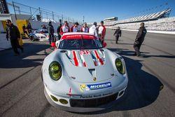 #912 Porsche North America Porsche 911 RSR