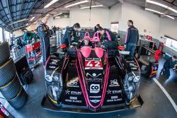 Colocação de cinto em OAK Racing: Oliver Webb e Olivier Pla