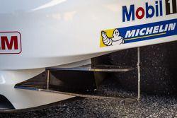 Porsche North America Porsche 911 RSR: détail aéro