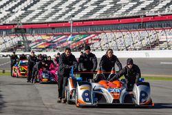 #25 8Star Motorsports ORECA FLM09 Chevrolet