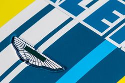 #97 Aston Martin Racing Aston Martin Vantage V8 : Détail
