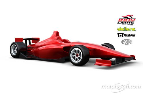 Dallara IndyLights - apresentação