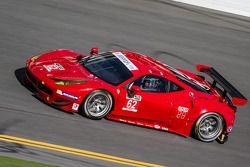 #62 Risi Competizione Ferrari F458 Italia: Matteo Malucelli, Giancarlo Fisichella, Gianmaria Bruni, Olivier Beretta