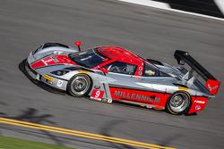 #9 Action Express Racing Corvette DP Chevrolet: Brian Frisselle, Burt Frisselle, John Martin, Fabien