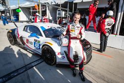 Pole position GTD : Christopher Haase