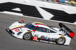 #78 Starworks Motorsport Riley DP Dinan: Scott Mayer, Alex Popow, Brendon Hartley, EJ Viso, Sebastia