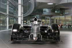 El McLaren Mercedes MP4-29