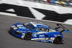 #46 Fall-Line Motorsports 奥迪 R8 LMS: 查尔斯·帕特南, 查尔斯·埃斯彭劳布, 詹姆斯·沃克, 奥利弗·贾维斯