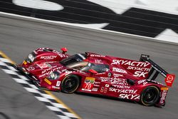 #70 SpeedSource Mazda Mazda: Sylvain Tremblay, Tom Long, James Hinchcliffe