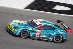#97 Aston Martin Racing Aston Martin Vantage V8: Stefan Mücke, Darren Turner, Pedro Lamy, Richie Sta