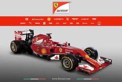 The Ferrari F14 T