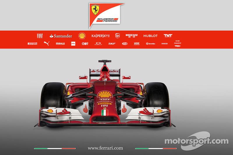 La Ferrari F14 T