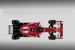 法拉利F14 T赛车