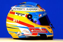 Fernando Alonso'nun kaskı, Scuderia Ferrari
