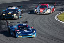 #90 Spirit Of Daytona Corvette DP Chevrolet: Richard Westbrook, Michael Valiante, Mike Rockenfeller,