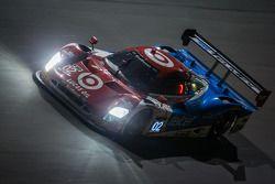 #02 Chip Ganassi Racing Riley DP Ford EcoBoost: Tony Kanaan, Kyle Larson, Marino Franchitti, Scott Dixon