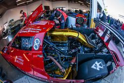 #99 GAINSCO / Bob Stallings Racing 雪佛兰克尔维特 DP 雪佛兰
