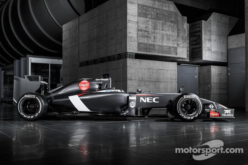 2014: Sauber C33