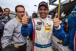 Christian Fittipaldi heureux