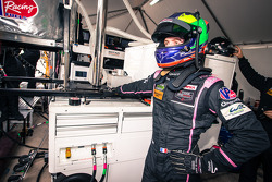 Olivier Pla ready for his stint