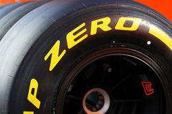 Neumáticos Pirelli para Sahara Force India F1 Team