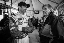 Fin de la course: Christian Fittipaldi regarde les dernières minutes