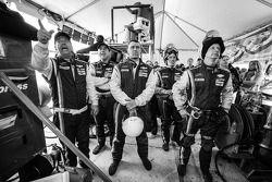 Fin de la course: Action Express Racing - Drapeau jaune dans le dernier tour