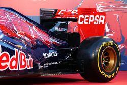 Nouvelle Toro Rosso STR9