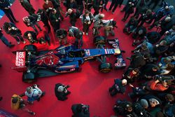 Scuderia Toro Rosso STR9 duyurusu