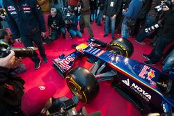 Präsentation: Scuderia Toro Rosso STR9