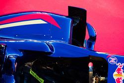 Scuderia Toro Rosso STR9: Seitenkasten