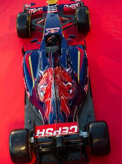 La Scuderia Toro Rosso STR9
